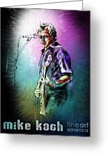 Mike Koch Greeting Card