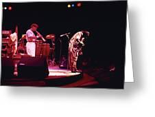 Miles Davis Image 8   Greeting Card