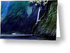 Milford Falls Greeting Card