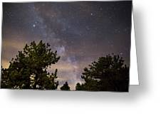 Milky Way I Greeting Card