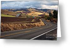 Mill Creek Rd Greeting Card