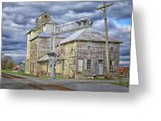 Mill On Reid Road Greeting Card