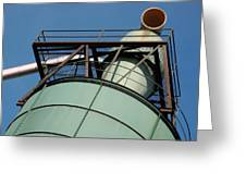 Mill Stack Greeting Card