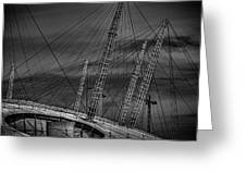 Millenium Dome Greeting Card