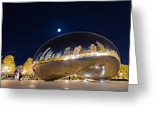 Millennium Park - Chicago Il Greeting Card