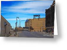 Milwaukee Cold Storage Co Greeting Card
