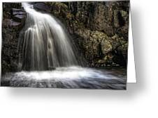 Mina Sauk Falls Greeting Card