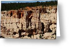 Mind Blowing Bryce Canyon View Greeting Card