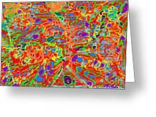 Mind's Eye Persian Rug Greeting Card