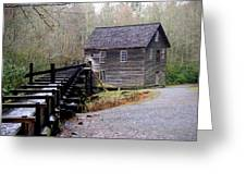 Mingus Mill Greeting Card