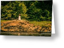 Mini Lighthouse Greeting Card