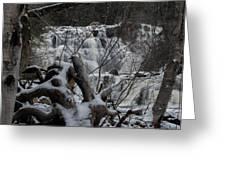 Mink Falls - The Hideaway Greeting Card