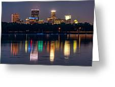 Minneapolis Refects Greeting Card