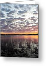 Minnesota Sunrise Greeting Card