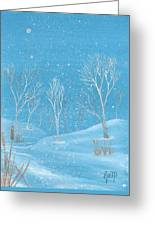 Minnesota Winter... No. Two Greeting Card