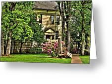 Minthorn Hall Greeting Card