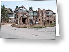 Miramont Castle Greeting Card