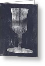 Miriam's Cup - Art By Linda Woods Greeting Card