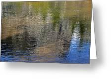 Mirror Lake Reflections 04 13 Greeting Card