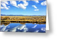 Mirror Moment Greeting Card