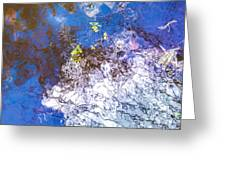 Mirror The Sky Greeting Card