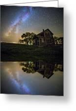 Mirror Universe  Greeting Card