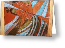 Mirrors - Tile Greeting Card