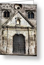 Mission Concepcion Front Greeting Card