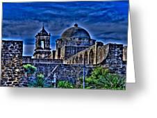 Mission San Jose San Antonio Greeting Card