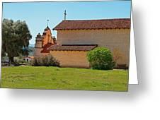 Mission San Antonio De Padua, Jolon, California Greeting Card