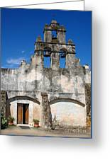 Mission San Jaun Capistrano Greeting Card
