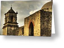 Mission San Jose I Greeting Card