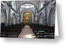 Mission San Juan Capistrano 2 Greeting Card