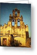 Mission San Juan Greeting Card