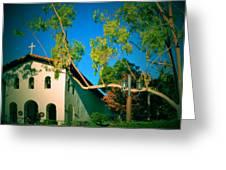 Mission San Luis Obispo Greeting Card