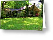 Mississippi Country Place Greeting Card