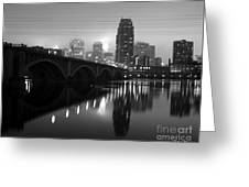 Mississippi Glass Greeting Card