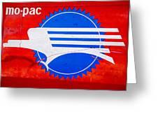 Missouri Pacific Greeting Card