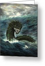 Mistress Of The Sea Greeting Card