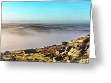 Misty Moor Greeting Card