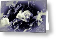 Misty Rose Of Sharon Greeting Card