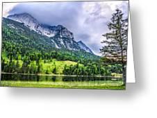 Mittenwald  Greeting Card