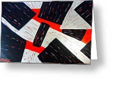 Mixed Signals Greeting Card