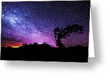 Moab Skies Greeting Card