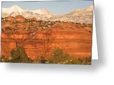 Moab Utah Greeting Card