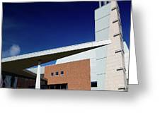 Modern Architecture At Seneca College York University Stephen E  Greeting Card