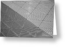 Modern Detail Background Greeting Card