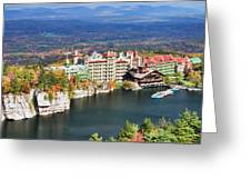Mohonk Mountain House Greeting Card