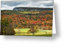Mohonk Tower Greeting Card
