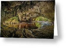 Moira Arch Cave Greeting Card